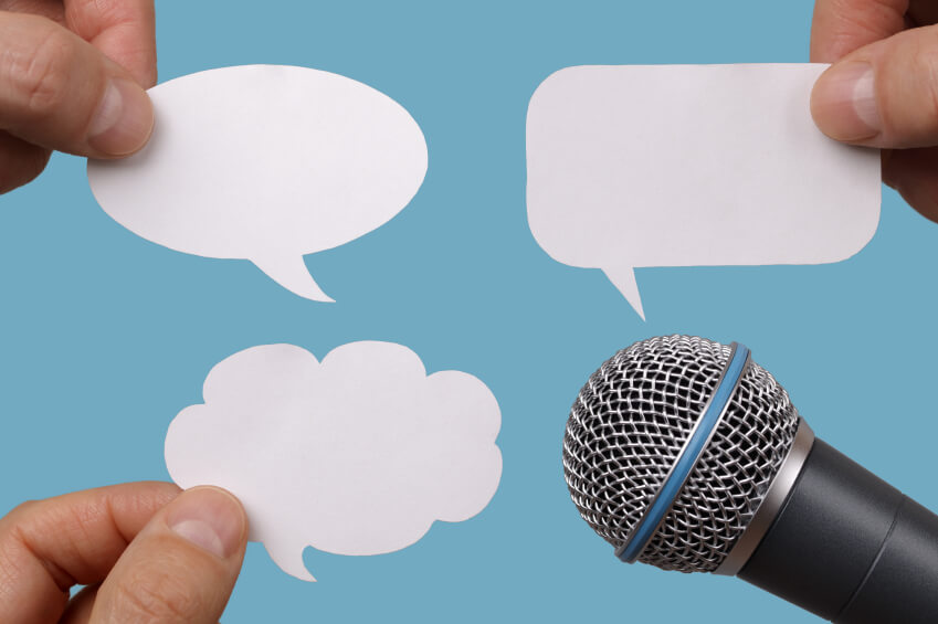 Find a Speaker, Media Representative or Official Statement