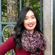 MAND 2017 Student of the Year Award – Jennie Xiong