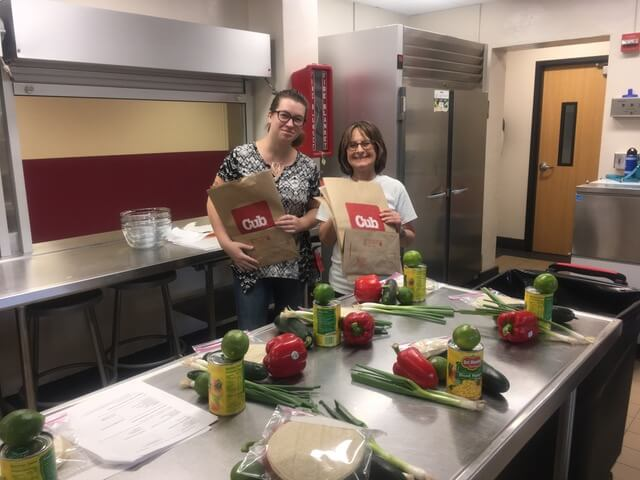 Cooking Matters classes for St. Louis Park residents